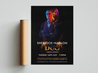 Sherlock + Hanlon 'Duo'
