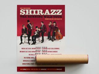 """Shirazz """"Running Wild"""" Tour"""