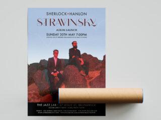 Sherlock + Hanlon 'Stravinsky'